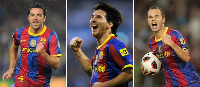 'El camino de los campeones. De La Masia al Camp Nou' descubre los secretos del Barça
