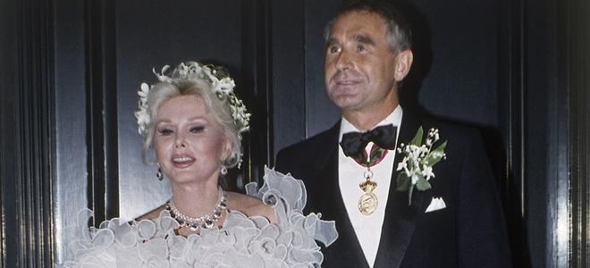zsa zsa y su marido