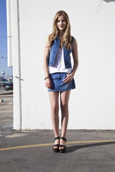 Tendencias 2011: luce falda esta primavera