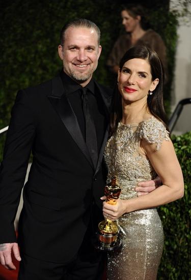 Jesse James planea publicar un libro sobre sus intimidades con Sandra Bullock