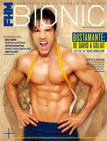 portada de 'Bionic'