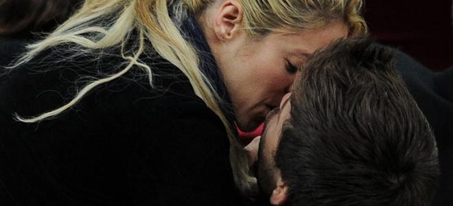 Gerard Piqué, cada día más enamorado de Shakira: