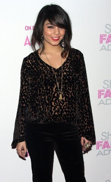 Victoria Beckham, la inspiración de Vanessa Hudgens en el mundo de la moda