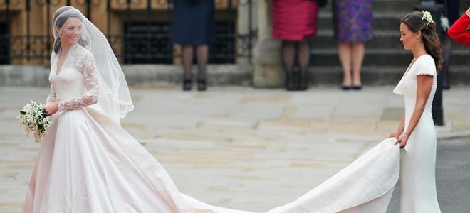 Kate Middleton, una novia perfecta