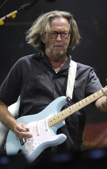 Eric Clapton comenzará en octubre su gira por Latinoamérica con 'Clapton'