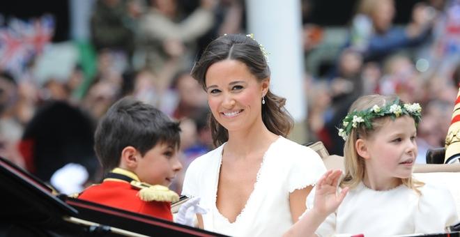Ni Letizia Ortiz ni Victoria Beckham, Pippa Middleton eclipsa a Kate en su boda