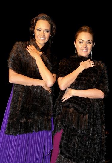 Carmen y Shaila