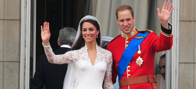 El vestido de Kate Middleton fue copiado en China pocas horas tras la Boda Real