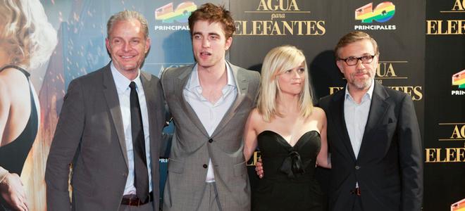 Robert Pattinson, aliviado de cambiar a Edward Cullen por el papel de un humano