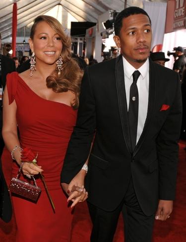 Mariah Carey renueva sus votos matrimoniales tras dar a luz a sus mellizos