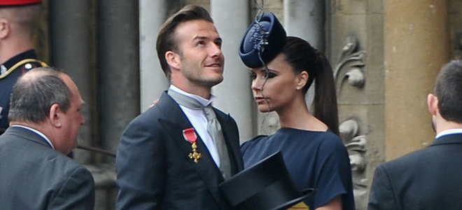 Ropa pre-mamá: el regalo de Victoria Beckham a Kate Middleton por su boda