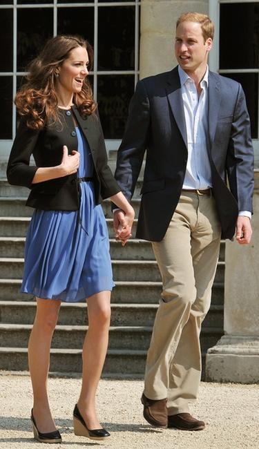 Guillermo de Inglaterra y Kate Middleton retrasan su luna de miel hasta junio