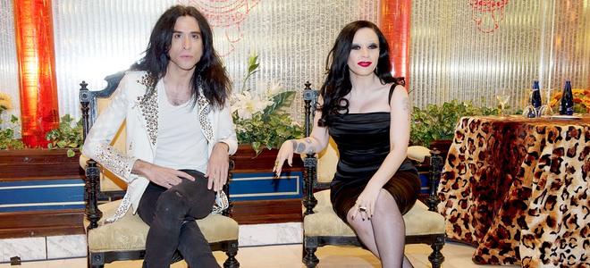 Alaska y Mario Vaquerizo se casan y psicoanalizan en un reality de MTV