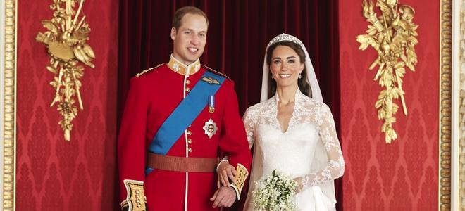 La Boda Real de Kate y Guillermo generó impacto un publicitario de 46 millones