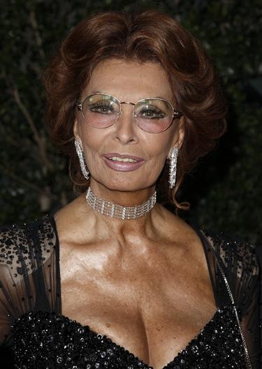 Sophia Loren recibe un merecido homenaje de la Academia de Hollywood