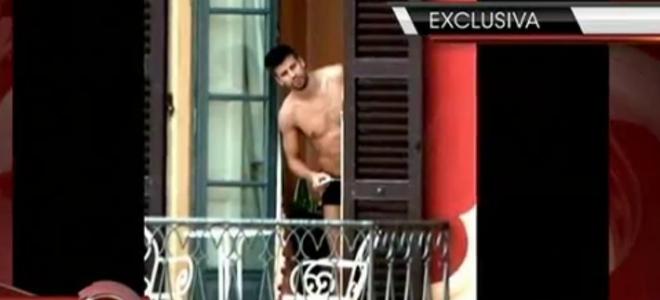 ¡Shakira y Gerard Piqué pillados!: apasionados besos, abrazos y mucha pasión