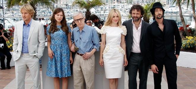 'Medianoche en París' inunda de romanticismo la apertura de Cannes 2011