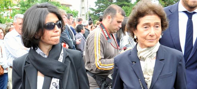 El mundo del deporte rinde homenaje a Severiano Ballesteros en su funeral