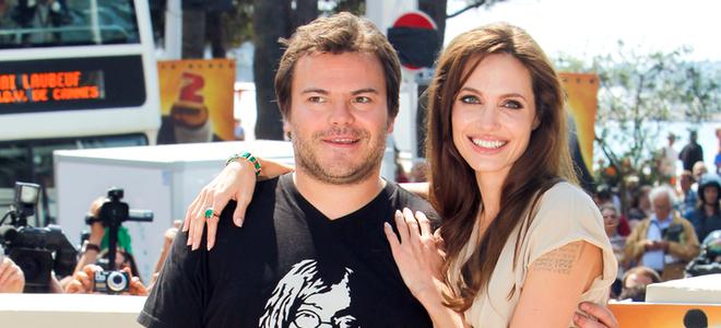 Angelina Jolie ayuda a 'Kung Fu Panda' a buscar a sus padres biológicos
