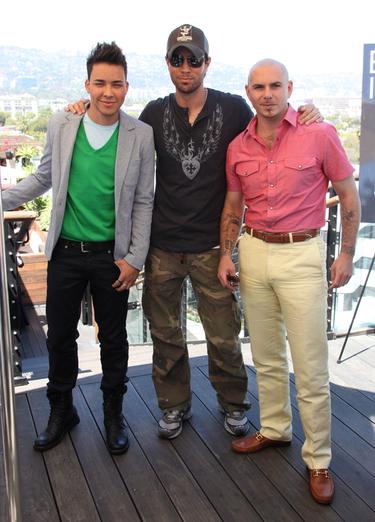 Enrique Iglesias anuncia una gira por Estados Unidos con Pitbull y Prince Royce