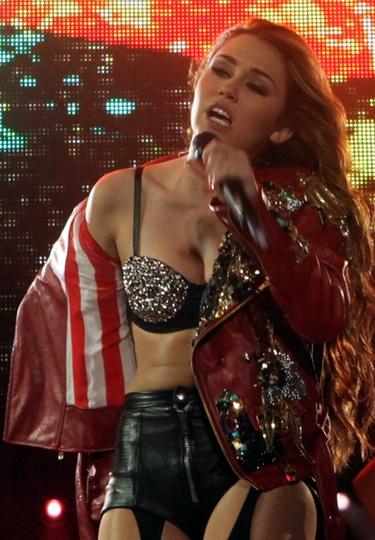 Miley Cyrus en Brasil