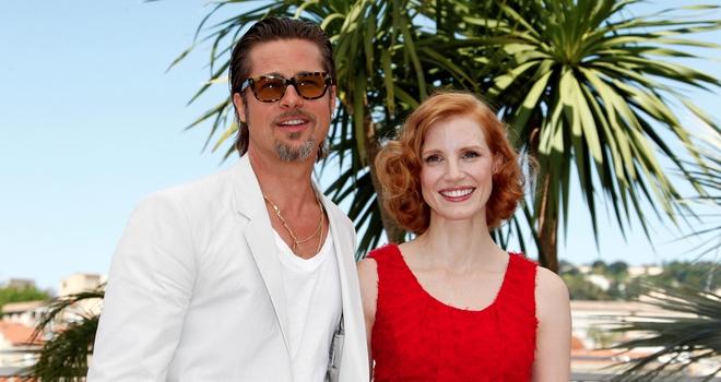 Brad Pitt habla de Terrence Malick: