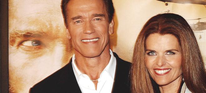 Primera aparición de la exmujer de Arnold Schwarzenegger y primeras pistas sobre su amante