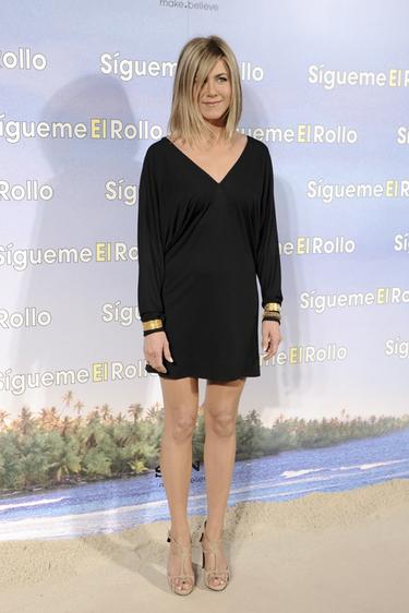 Jennifer Aniston se vuelve a ilusionar: sale con el actor Justin Theroux