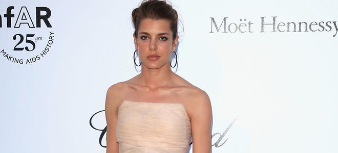Carlota Casiraghi se codea con Irina Shayk y Bar Refaeli en la gala benéfica contra el sida de Cannes