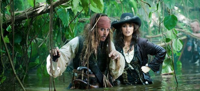Penélope Cruz y Johnny Depp: los 'Piratas del Caribe', al abordaje de la cartelera