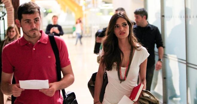 Iker Casillas y Sara Carbonero viajan a Johannesburgo para grabar un especial