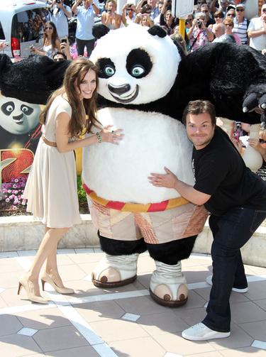 'Kung Fu Panda' vuelve a los cines de EE.UU. para reclamar la herencia de 'Shrek'