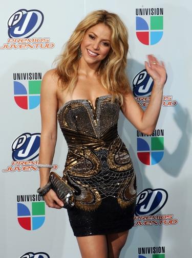 Shakira logra estar entre los 5 más seguidos en Facebook con 30 millones de fans