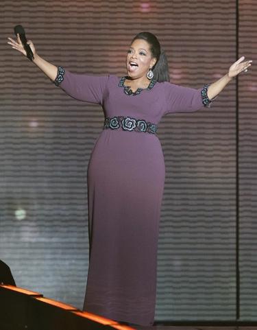 Oprah Winfrey se despide del amor de su vida, su programa