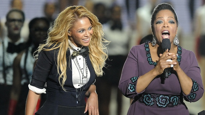 Oprah Winfrey se despide de su show afirmando que ha sido el amor de su vida