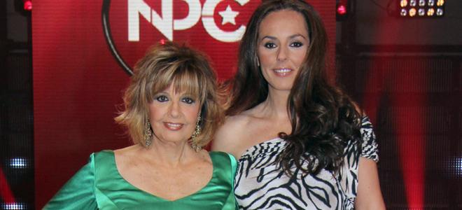 Rocío Carrasco tiene unas palabras para Ortega Cano en 'Nacidas para cantar'