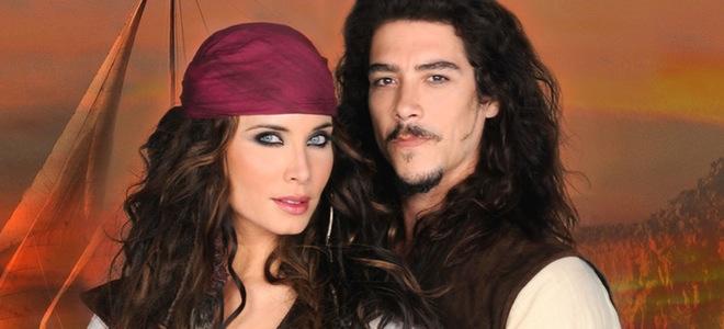 'Supervivientes' y el estreno de 'Piratas' suben la audiencia mensual de Telecinco