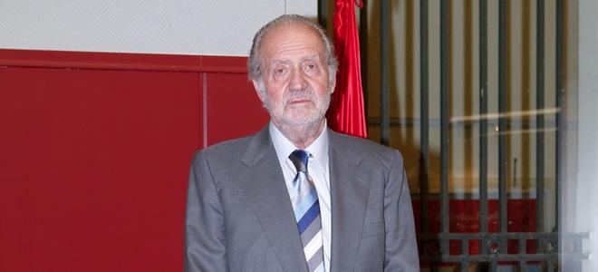 Comienza la operación de rodilla derecha del Rey Juan Carlos