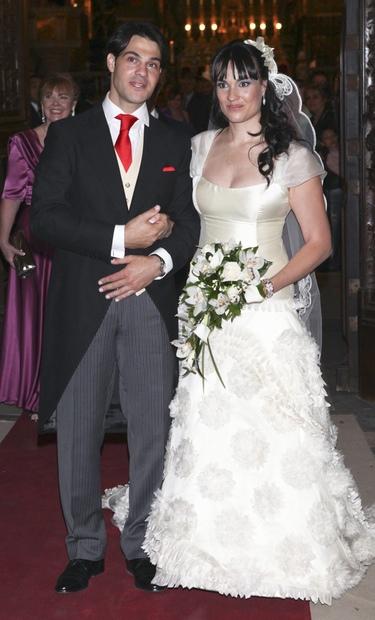boda de irene villa