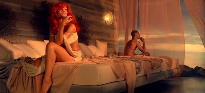 rihanna sexy en videoclip
