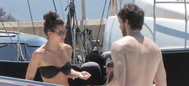 Pau Gasol y su novia Silvia López superan su