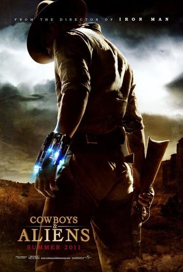 Daniel Craig, Harrison Ford y Olivia Wilde presentan 'Cowboys and Aliens'