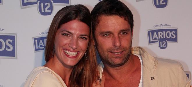 Laura Sánchez y David Ascanio, espectacular en la presentación del Calendario Larios 12