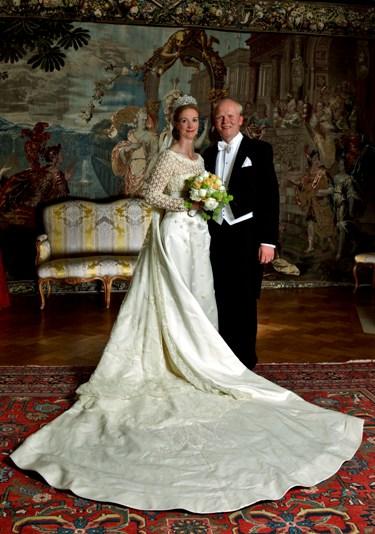 Natalia de Dinamarca y Alexander Johannsmann: romántica boda en Alemania