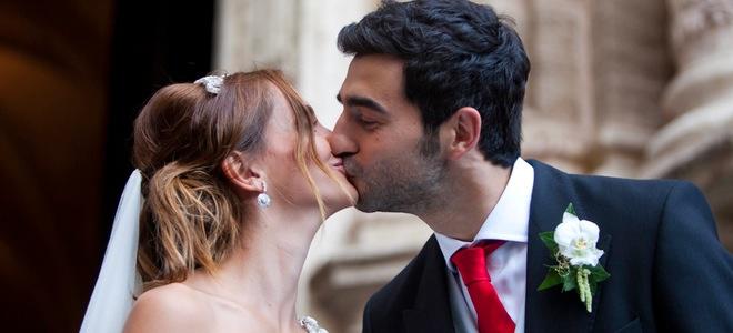 Raúl Albiol se casa con Alicia Roig arropado por sus compañeros del Real Madrid