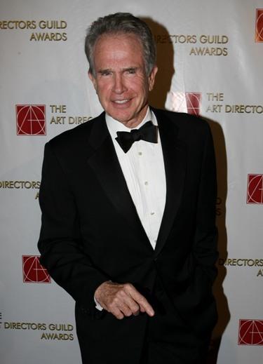 Warren Beatty vuelve al cine tras diez años como productor, director y protagonista