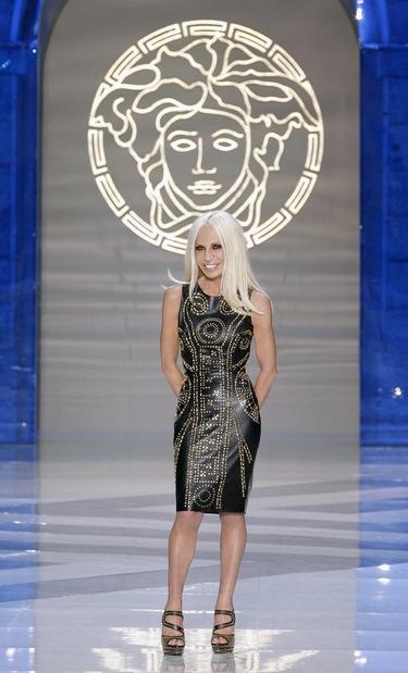 Donatella Versace diseñará una colección para H&M para el próximo otoño 2011