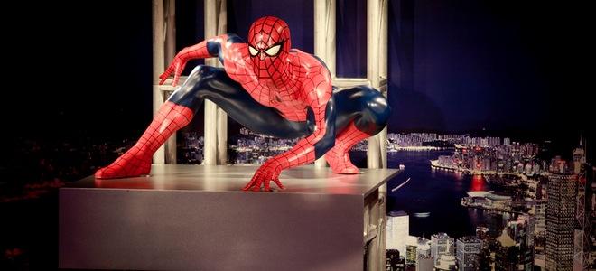 El superhéroe Peter Parker muere en una de las series del cómic de Spider-Man