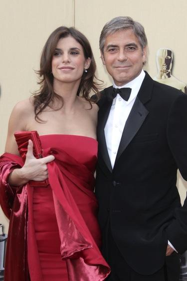 George Clooney y Elisabetta Canalis rompen tras casi dos años de relación