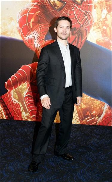 Reclaman a Tobey Maguire, de 'Spider-Man', el dinero ganado en partidas ilegales de póquer